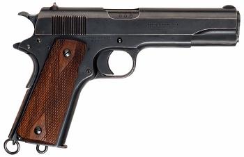 レトロで渋い銃器一覧、創作に役...
