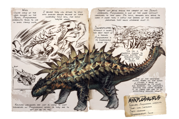 ARK: Survival Evolved 使える!...